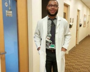 Angelo A. Smith recently graduated with a bachelor's degree in public health from the University of Toledo