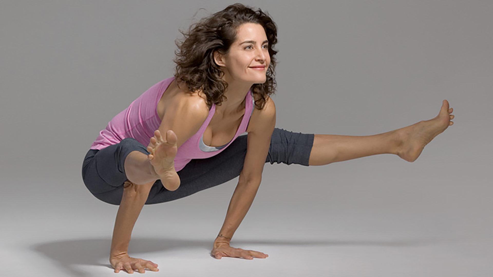 A Challenging Balance Pose: Tittibhasana (Firefly Pose)