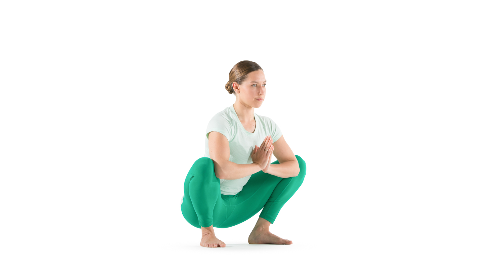 How to Do the Garland Pose in Yoga pictures