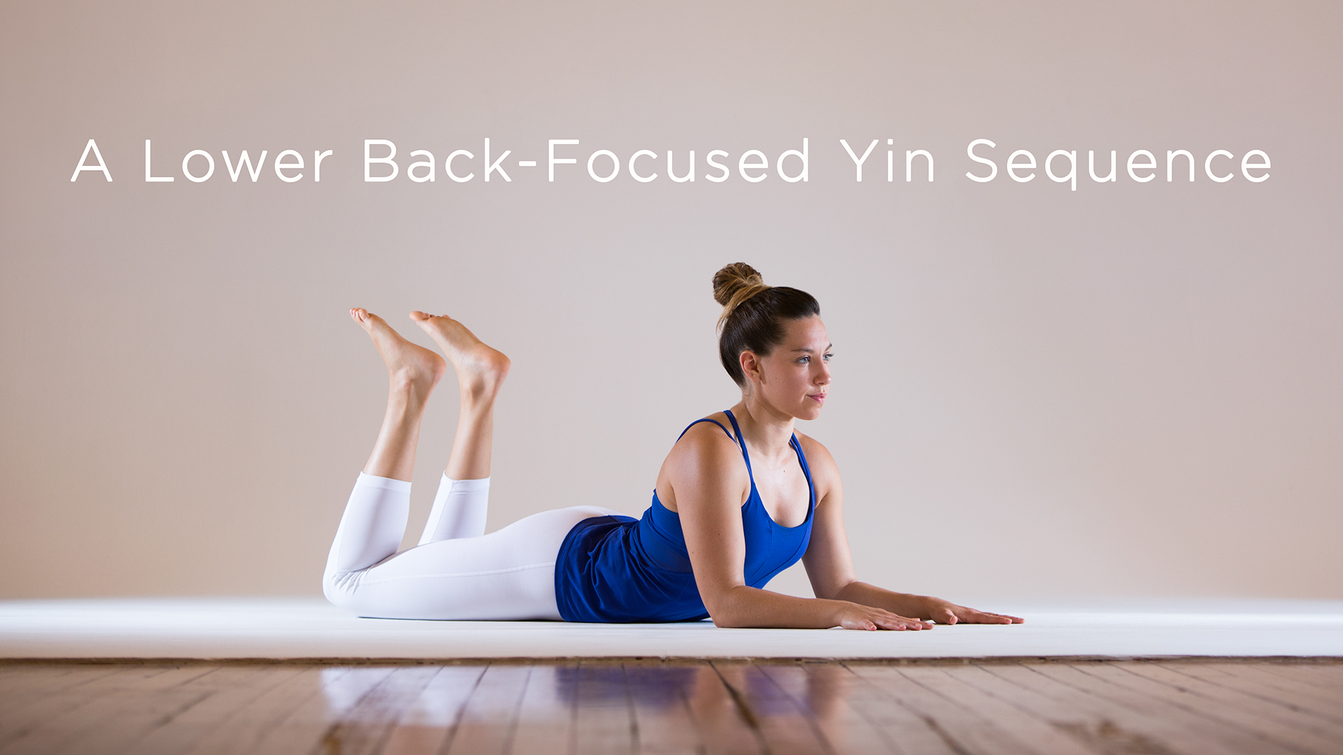 A Lower Back Focused Yin Sequence