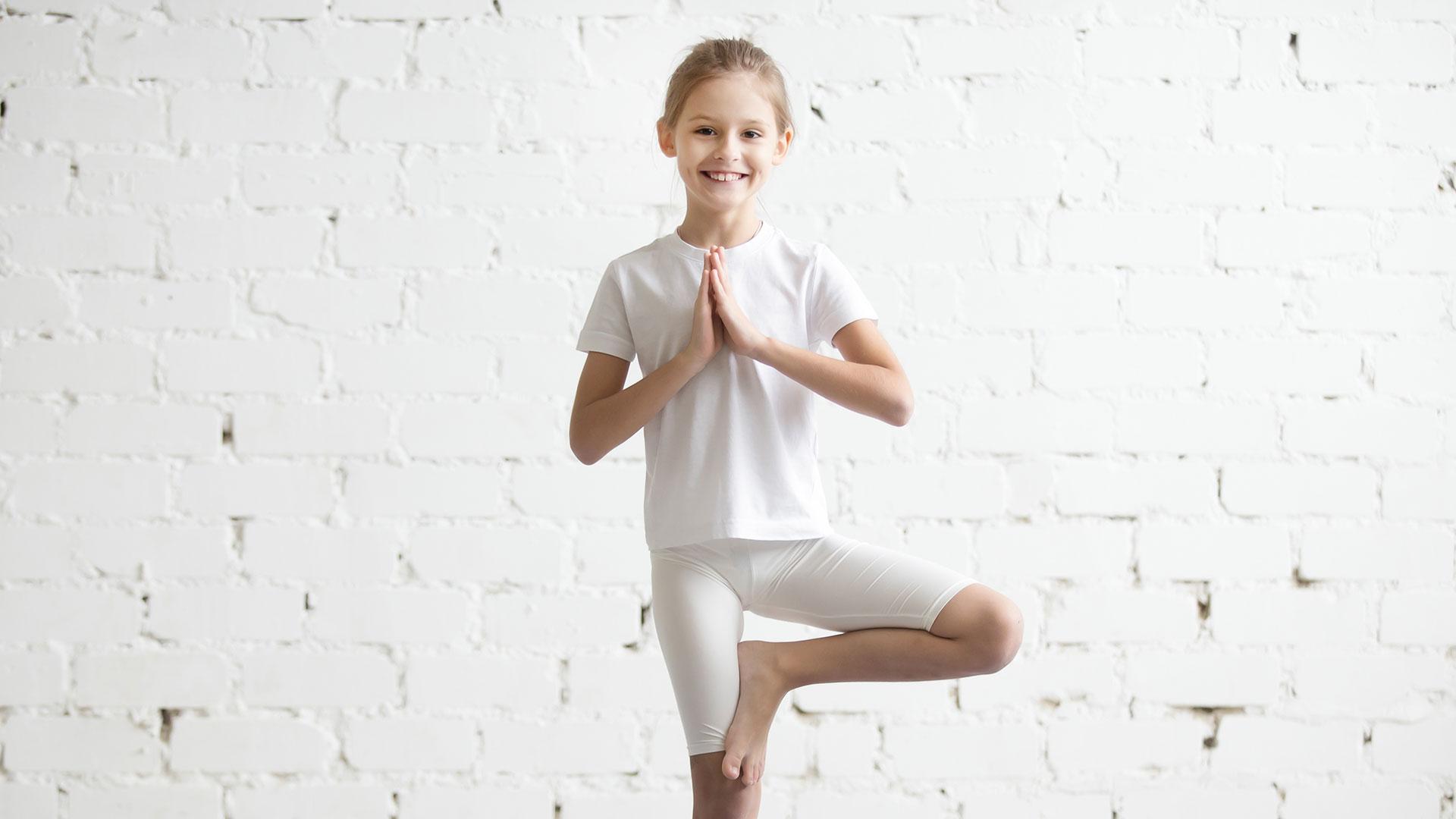 The Secret To Teaching Yoga Children