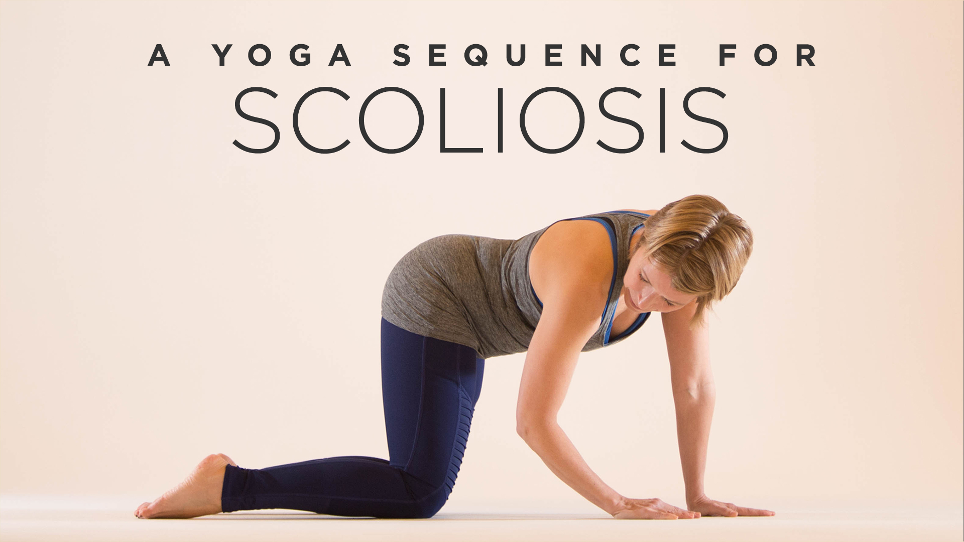 A Yoga Sequence for Scoliosis | Yoga International