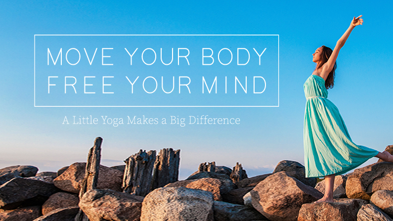Move Your Body, Free Your Mind