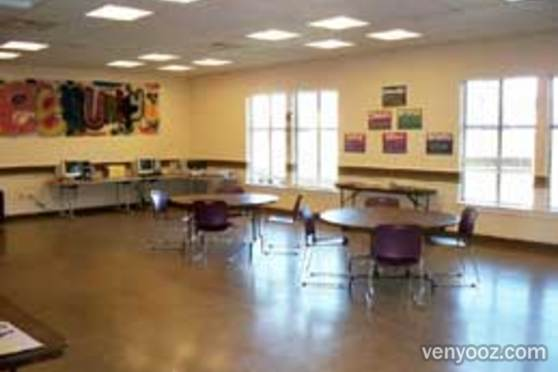 Activity room at south natomas community center for Activity room
