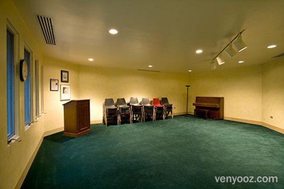 Bernstein Room At Unitarian Universalist Church Of