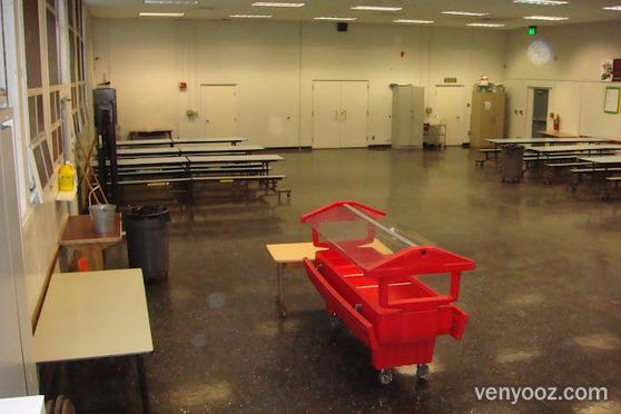 Cafeteria At Grant Elementary School Santa Monica Ca