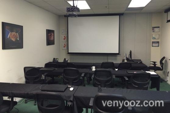 Classroom meeting room at integrated digital technologies glendale ca venyooz - Comfortably luxury home offices ideas making working less stressful ...