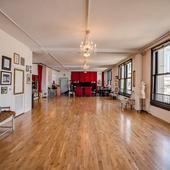 Dance Floor at LINDY LOFT