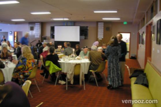Fellowship Hall At Seattle Unity Church Seattle Wa