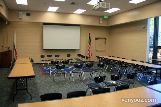 Meeting Room At Culver City Julian Dixon Library Culver