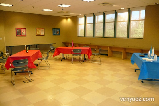 Meeting Room at Palms - Rancho Park Library - Los Angeles, CA | Venyooz