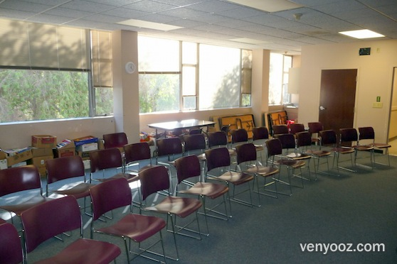 Meeting Room at West LA Library - Los Angeles, CA | Venyooz