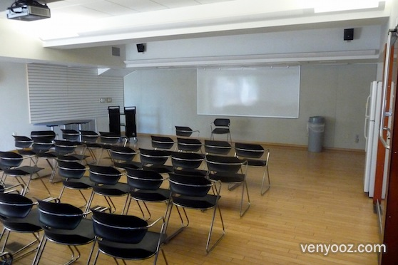 Meeting Room at Westwood Library - Los Angeles, CA | Venyooz