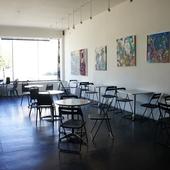 Multipurpose Room at Levantine Cultural Center