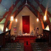 Sanctuary at Grace Evangelical Lutheran Church