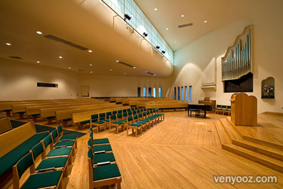 sanctuary at unitarian universalist church of charlotte