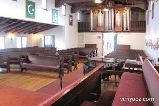 Church Meeting Room Santa Monica