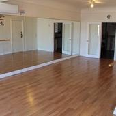 Wood Dance Room at White Hall Arts Academy