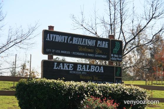 Bbq Pits Amp Picnic Tables At Lake Balboa Park Van Nuys