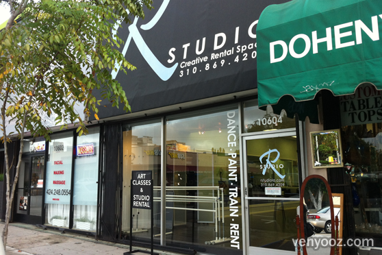 R Studio L.A.