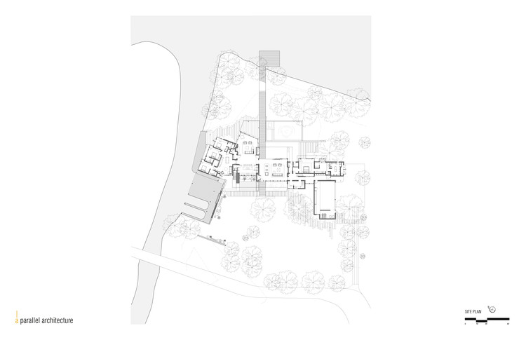 A Parallel Architecture 依地而生,奥斯汀湖边住宅/ a parallel architecture | archdaily