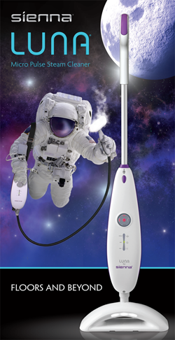 Luna Steam Mop