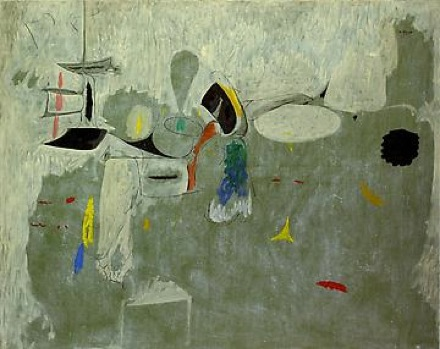 Arshile Gorky - 1947 - The Limit