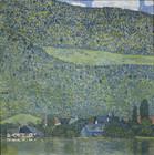 "Klimt's ""Litzlberg am Attersee"""