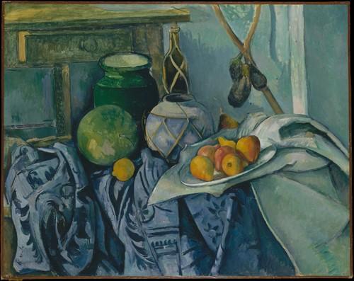 Cezanne -- Metropolitan Museum