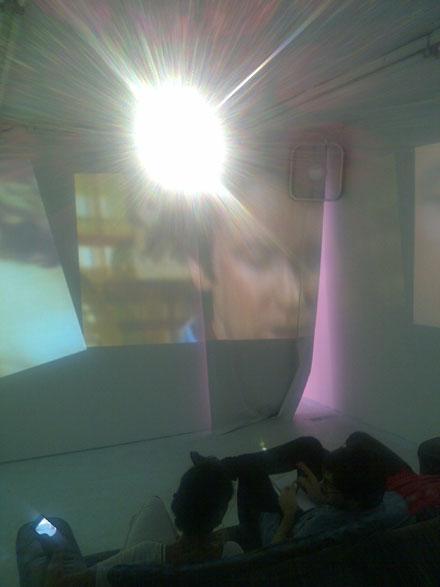 James Franco Art Asia Song Society 3