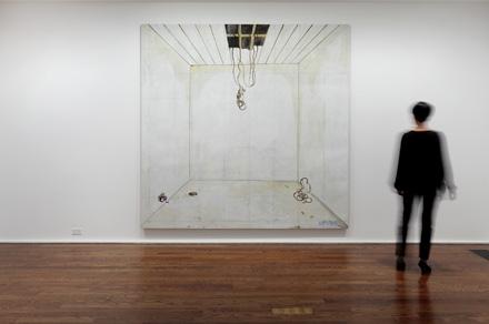 Zhang_Enli_Hauser_Wirth_2011_Installation1