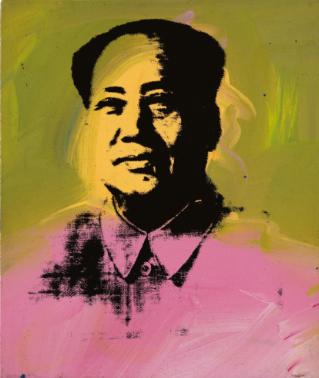 Andy Warhol Mao 1973