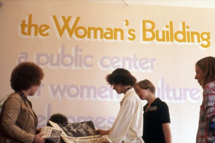 PST-Womens Building archive-Doin it in Public-Otis Ben Maltz Gallery
