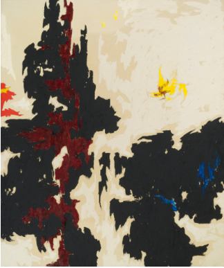 Clyfford Still 1947-Y-No. 2 1947