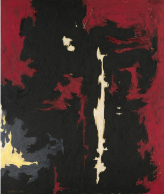 Clyfford Still 1949-A-No. 1 1949