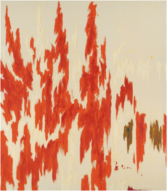 Clyfford Still PH-1033 1976
