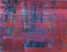 Gerhard Richter Abstraktes Bild 1997