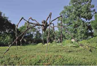 Louise Bourgeois Spider 1996