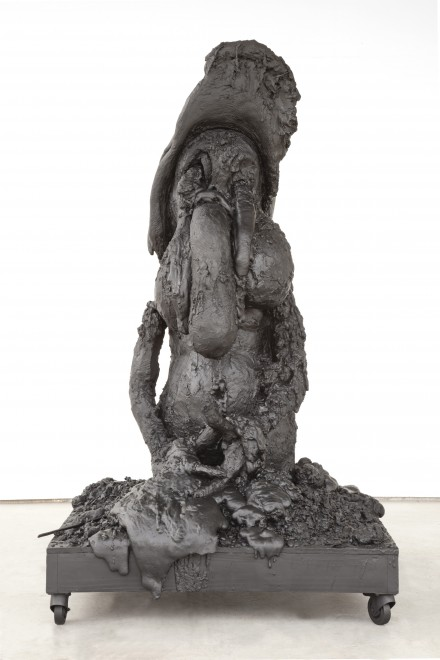 Paul McCarthy_Hauser_Wirth_The Dwarves The Forests_White Snow Dwarf 4