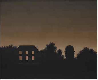 Rene Magritte La Fin Du Monde 1963