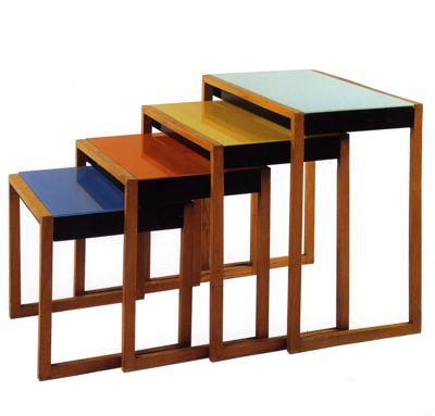 Albers - Gallery Civica - Table