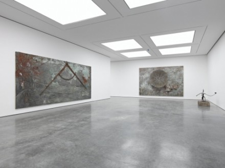 Anselm Kiefer - South Gallery II, Room I - Il Mistero delle Cattedrali - White Cube