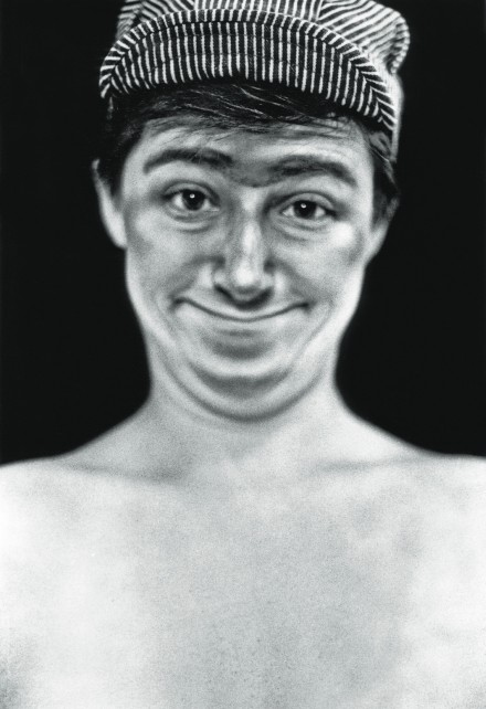 Cindy Sherman, Untitled (ABCDE) (1975/1985)