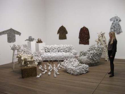 Kusama-Accumulation sculptures-Tate