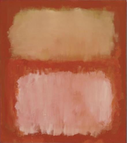 Mark Rothko - Untitled - Christie's -Post War & Contemporary Evening Sale - 2012