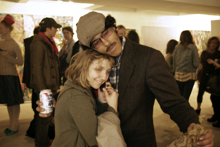 AO - Couple - Brucennial - 2012