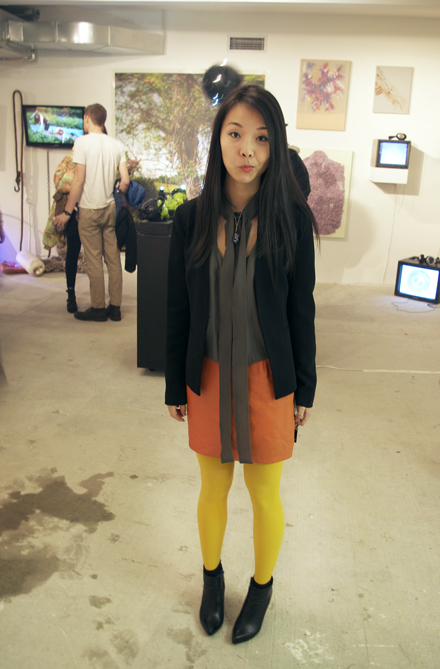 AO - Door Woman - Brucennial - 2012