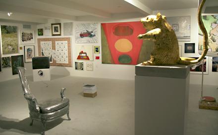 AO - Installation Shot IV - Brucennial - 2012