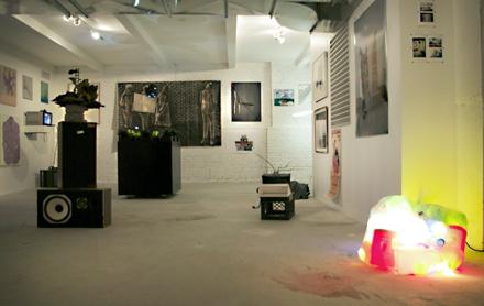 AO - Installation Shot VI - Brucennial - 2012