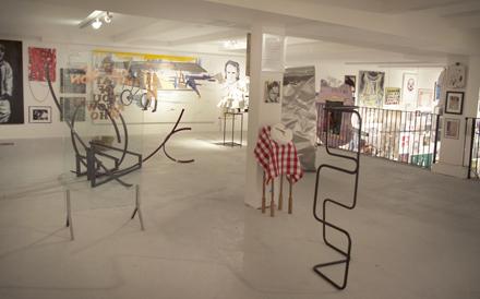 AO - Installation Shot VII - Brucennial - 2012